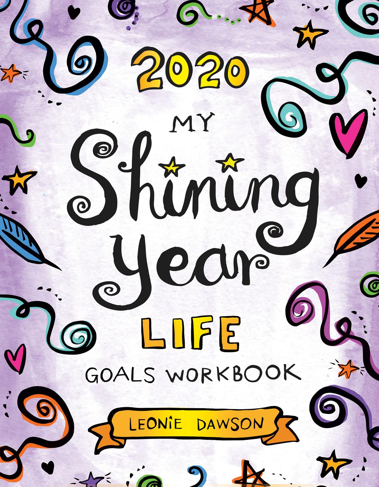 Do It Best Fall Market 2020 2020 My Shining Year Life Goals Workbook   BenBella Books