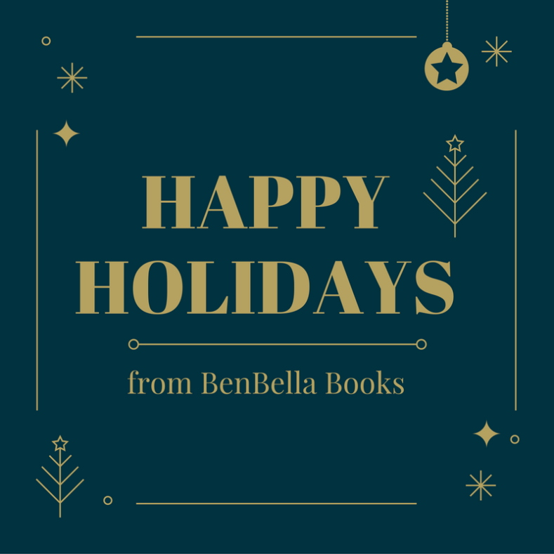 Happy Holidays from BenBella Books