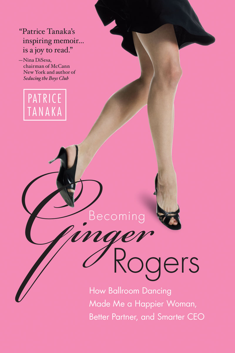 Becoming Ginger Rogers