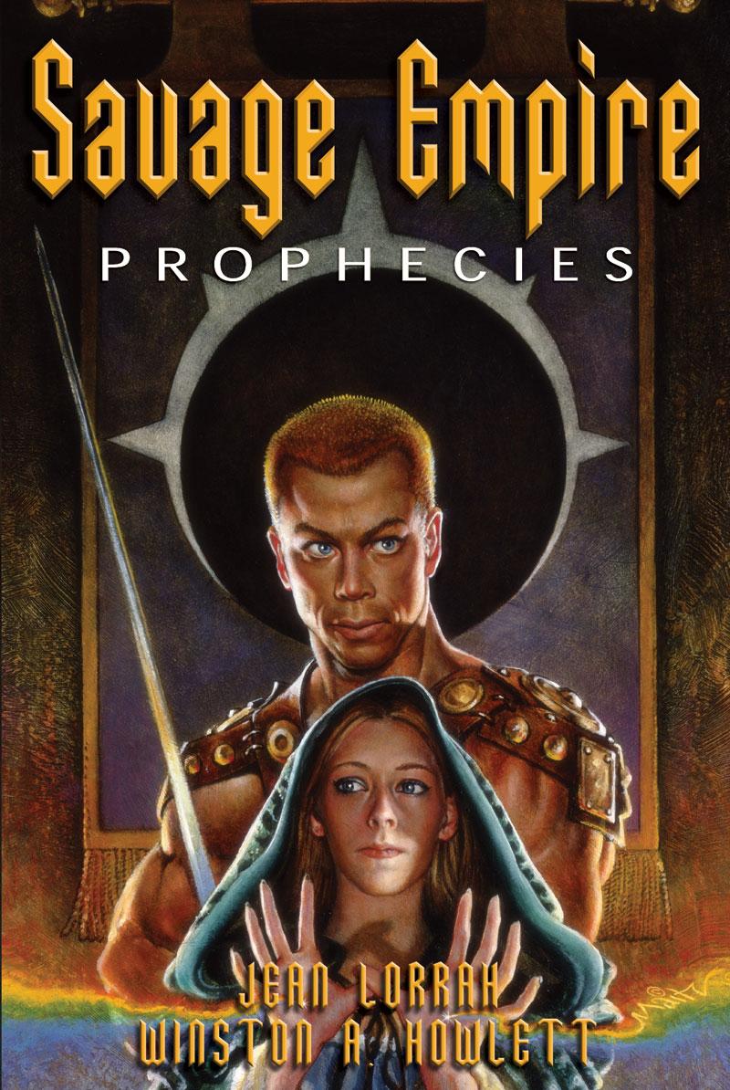 Savage Empire: Prophecies