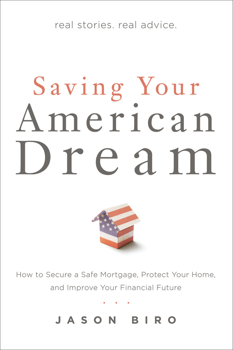 Saving Your American Dream