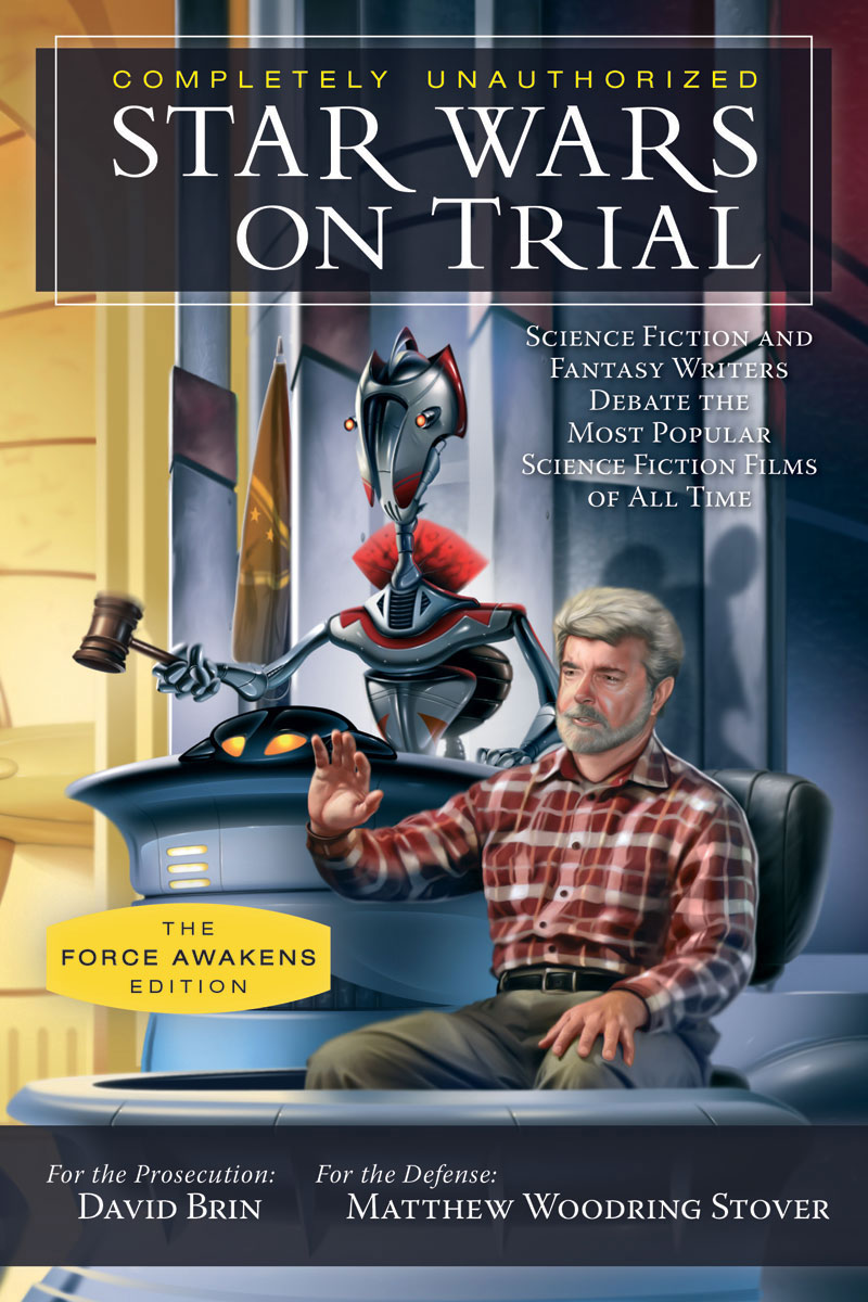 Star Wars on Trial: The Force Awakens Edition