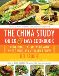 The China Study Cookbook