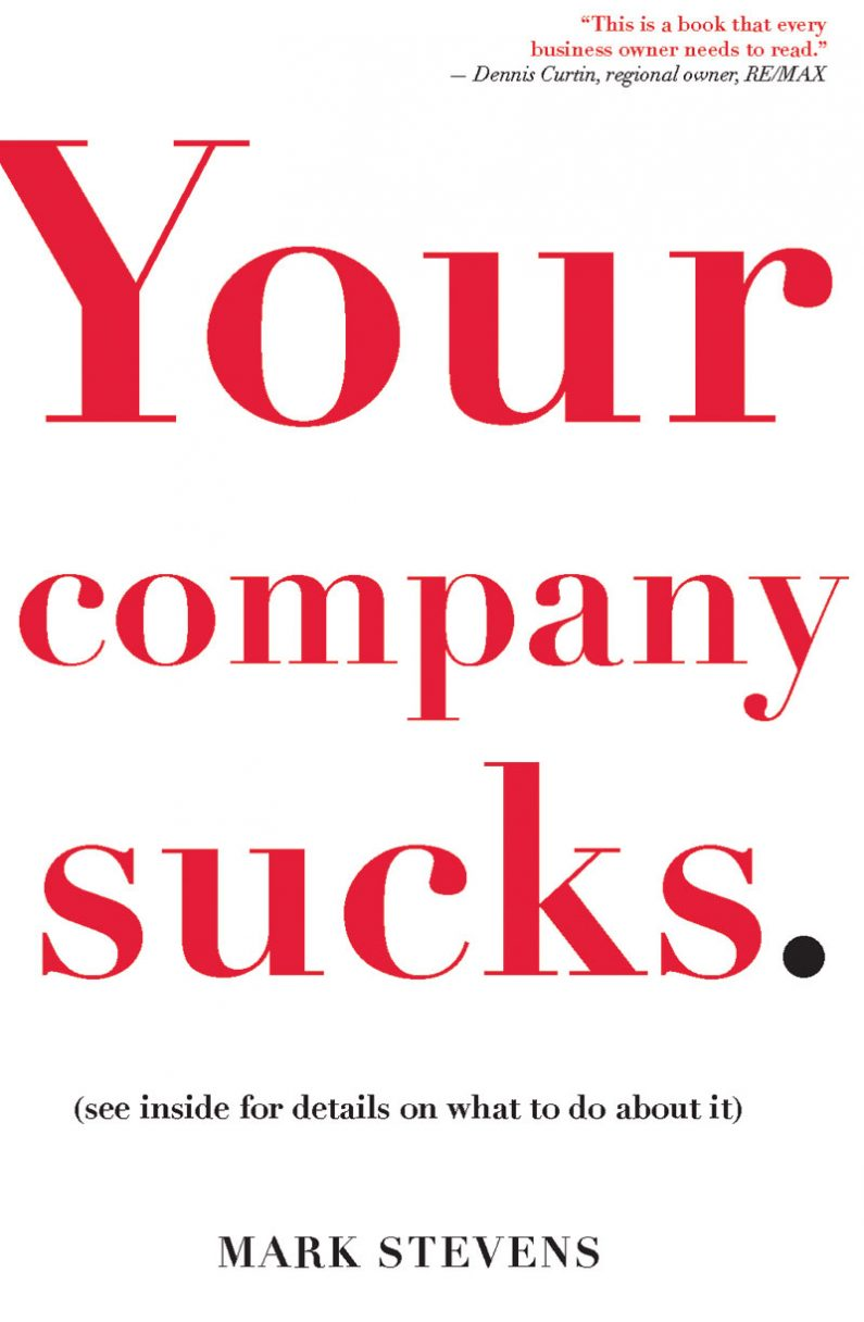Your Company Sucks